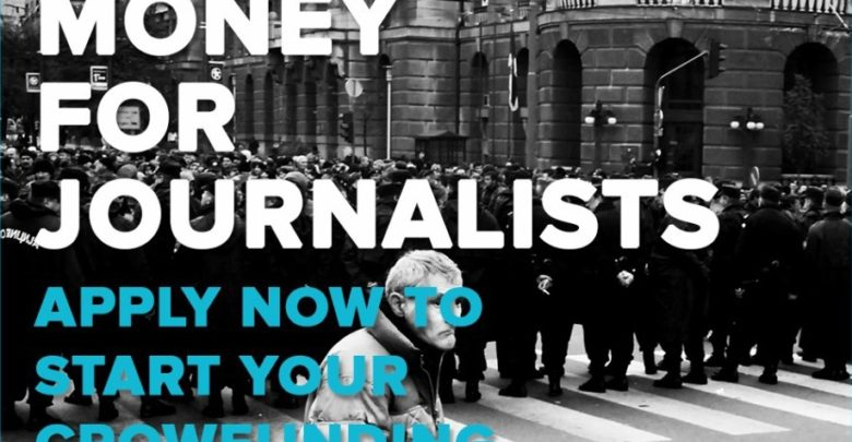 Press Start Crowdfunding for Journalists