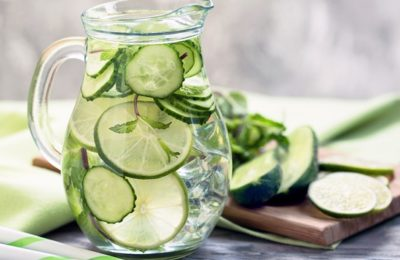 5 Water Ingredients That Are Good For Your Health