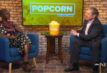 Watch: Danai Gurira Sings a Shona Hymn During an Interview