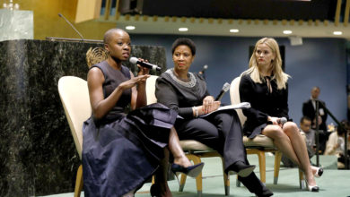 Danai Gurira Announced as Goodwill Ambassador