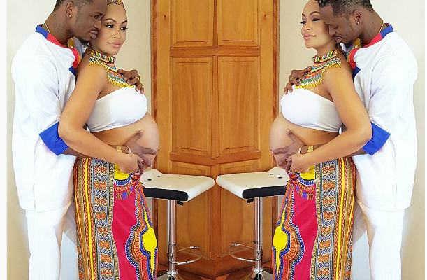 Aww Sweet!!! Diamond Platnumz Welcomes A Baby Boy
