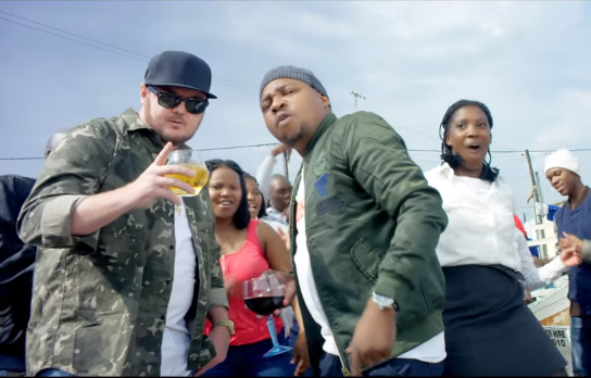 Watch: DJ Stavo and Professor in 'Ngcela Uvume' Music Video