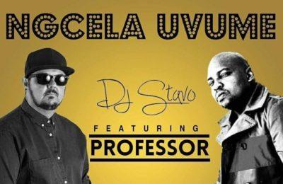 DJ Stavo And Professor Team Up On 'Ngcela Uvume'
