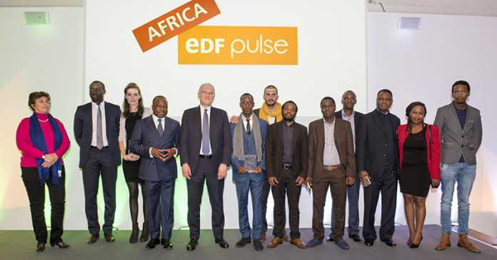 2018 EDF Pulse Africa Awards for African Start-Ups