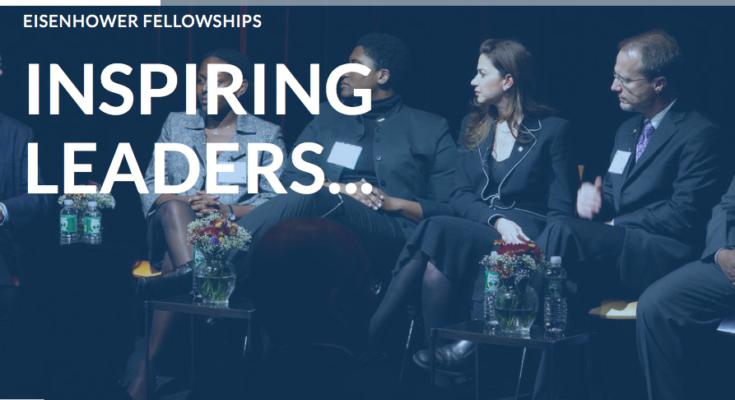 Eisenhower Fellowships' Global Program 2018 for Mid-Career Professionals