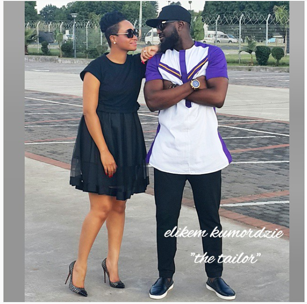 #MCF: 10 Elikem's Photos That Will Make You Extremely Envy Pokello