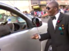 Meet the Street Water Vendor Who Tailors His Own Suits