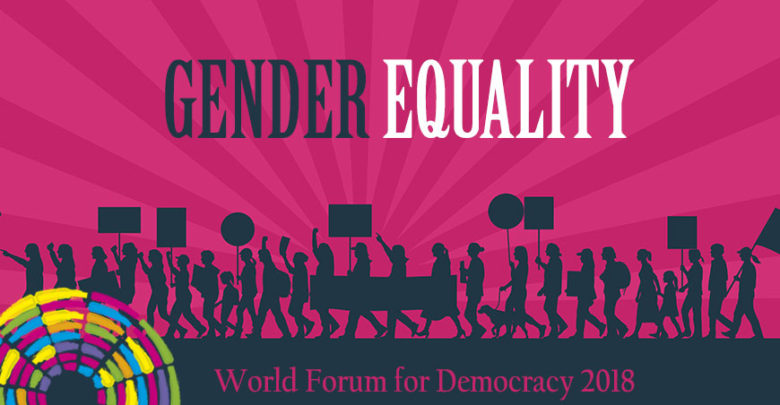 2018 World Forum Democracy