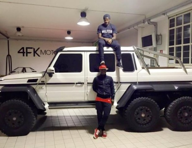 Top 8 Most Expensive Cars Owned By African Footballers