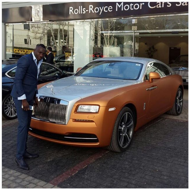 Did Genius Kadungure Buy A New Rolls-Royce?