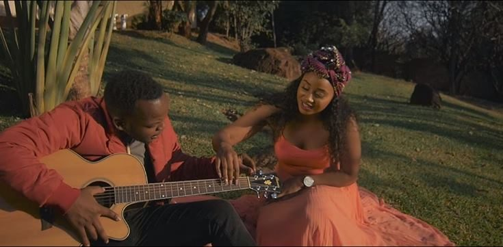 Hillzy Presents His Bride In 'Muroora' Music Video