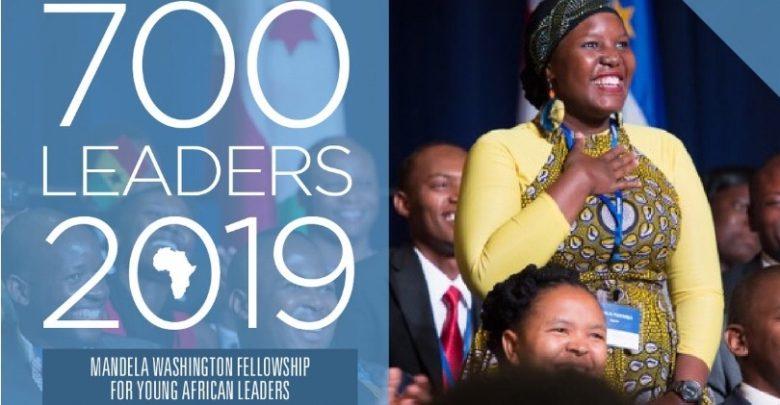 Mandela Washington Fellowship for Young African Leaders 2019