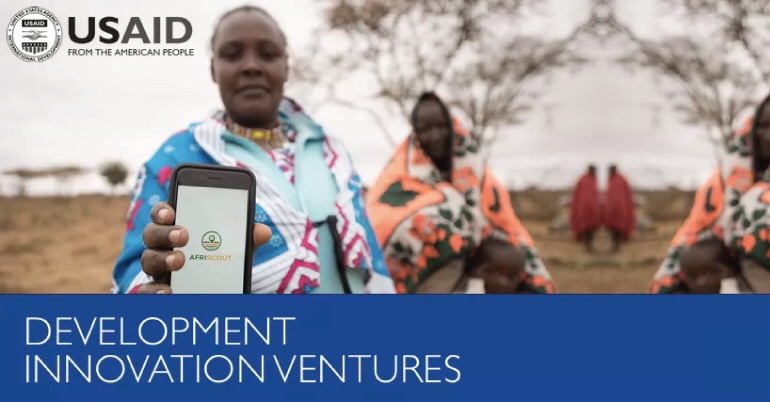 USAID Grant Funding for Development Innovation Ventures (DIV)