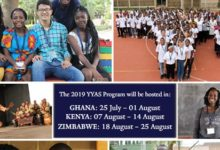 Yale Young African Scholars Program 2019