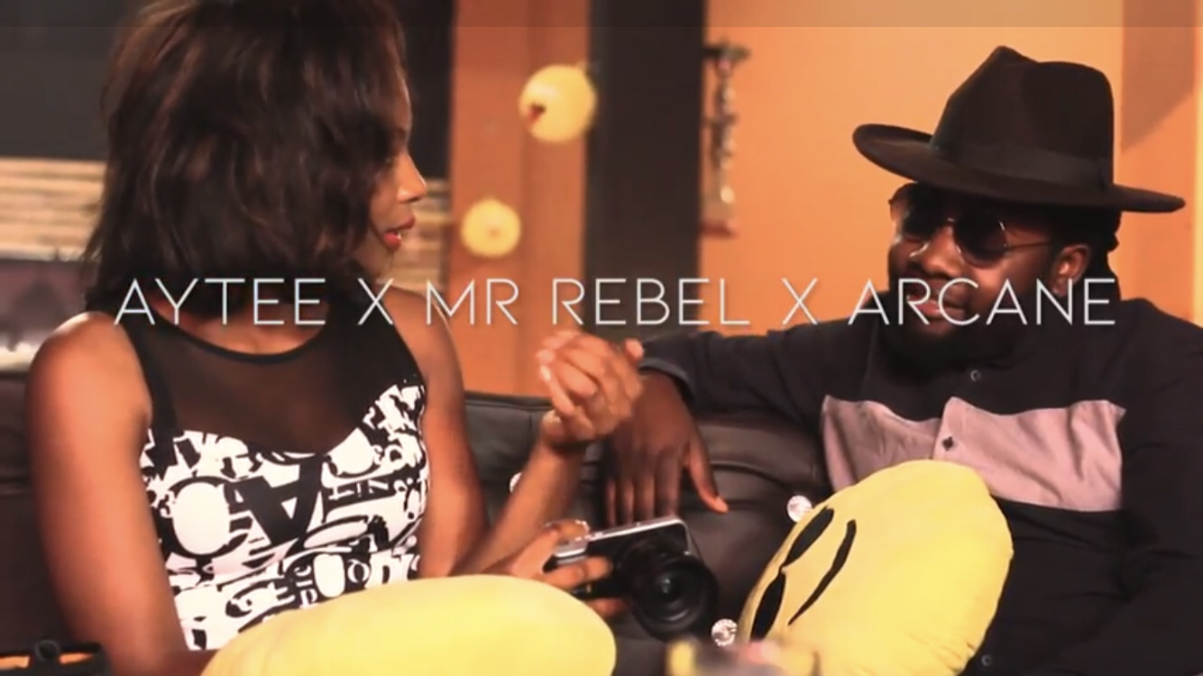 Aytee And Mr Rebel Share A Girl
