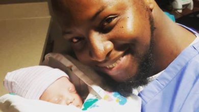 Eskay Welcomes First Child