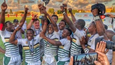 Zimbabwean Rugby Team Wins Africa Cup Sevens