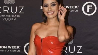 Zimbabwean Stars Shine at the Cruz Vodka SA Fashion Week