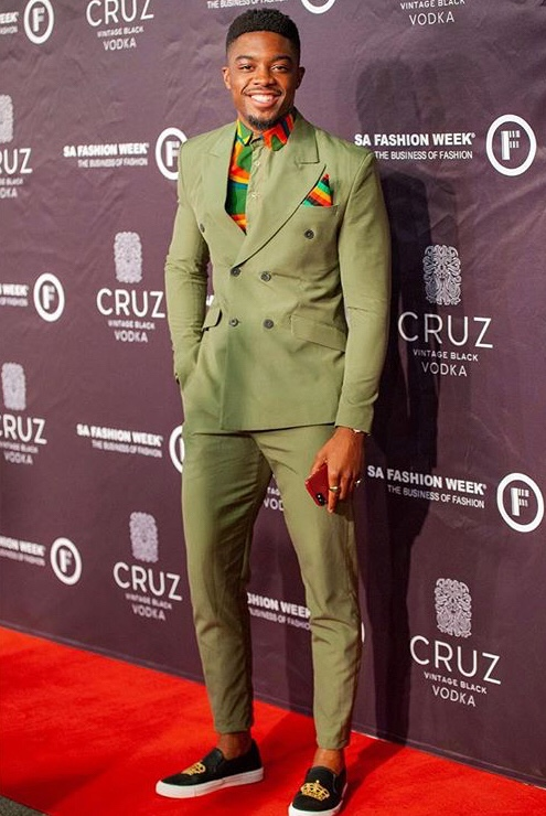 Zimbabwean Stars Shine at the Cruz Vodka SA Fashion Week