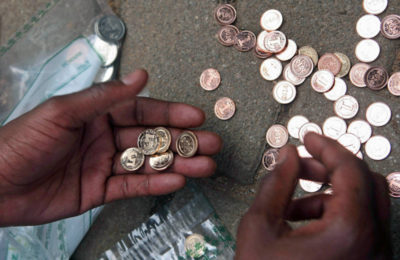 Zimbabwe's Inflation Increases To 0,48% in April
