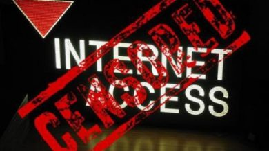 Internet Darkness In Zimbabwe During Shutdown