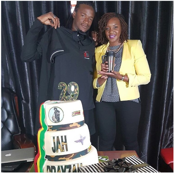 How Jah Prayzah's Friends Celebrated His Birthday On Instagram