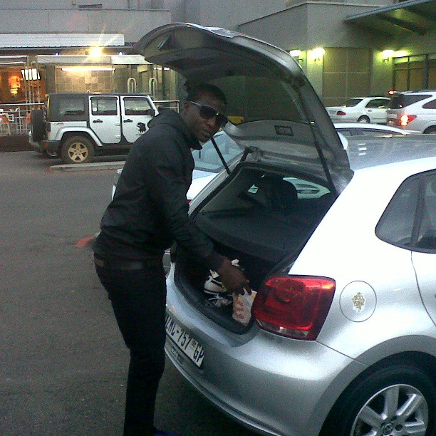 Zimbabwean Soccer Stars And Their Cars:Part2