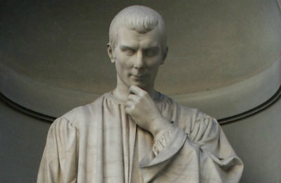 10 Things All Entrepreneurs Should Learn From Machiavelli