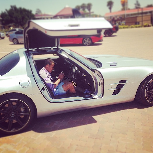 Zimbabwean Soccer Stars And Their Cars