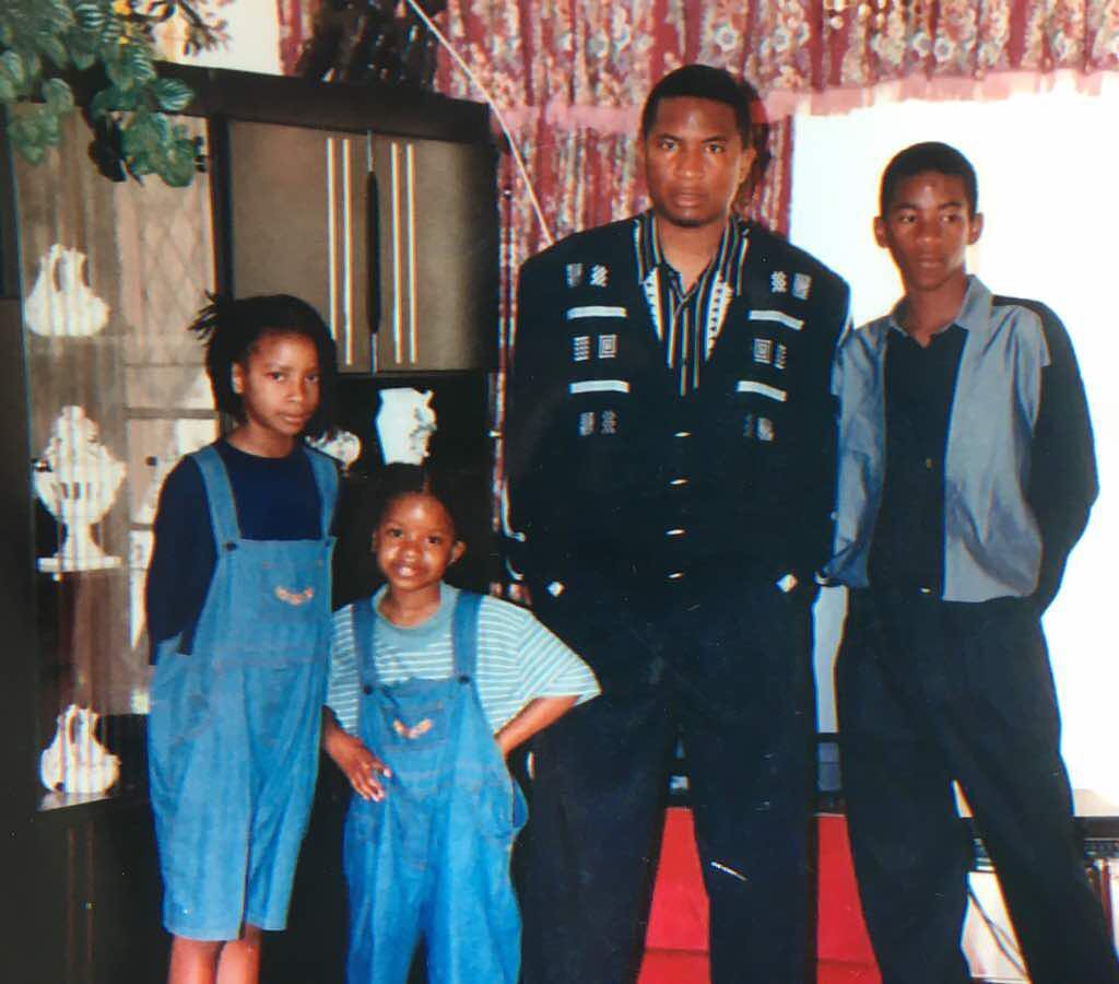 Ncaww! Michelle Chiyangwa Goes Down Memory Lane With These Pics