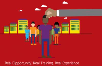 Microsoft 4Afrika Skills initiative 2017 Internship Programme