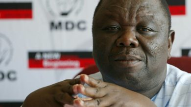 Breaking News: MDC T Leader Morgan Tsvangirai Dies