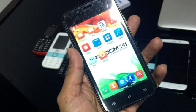 Check Out: The World Cheapest Phone Selling For $4 USD
