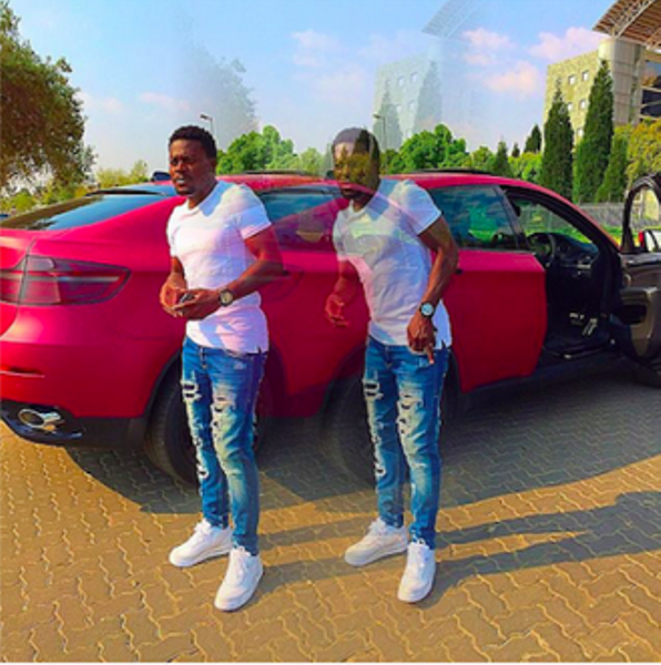 Zimbabwean Footballer Kingston Nkhata's Car Collection Worth Over 1.8 Million Rand