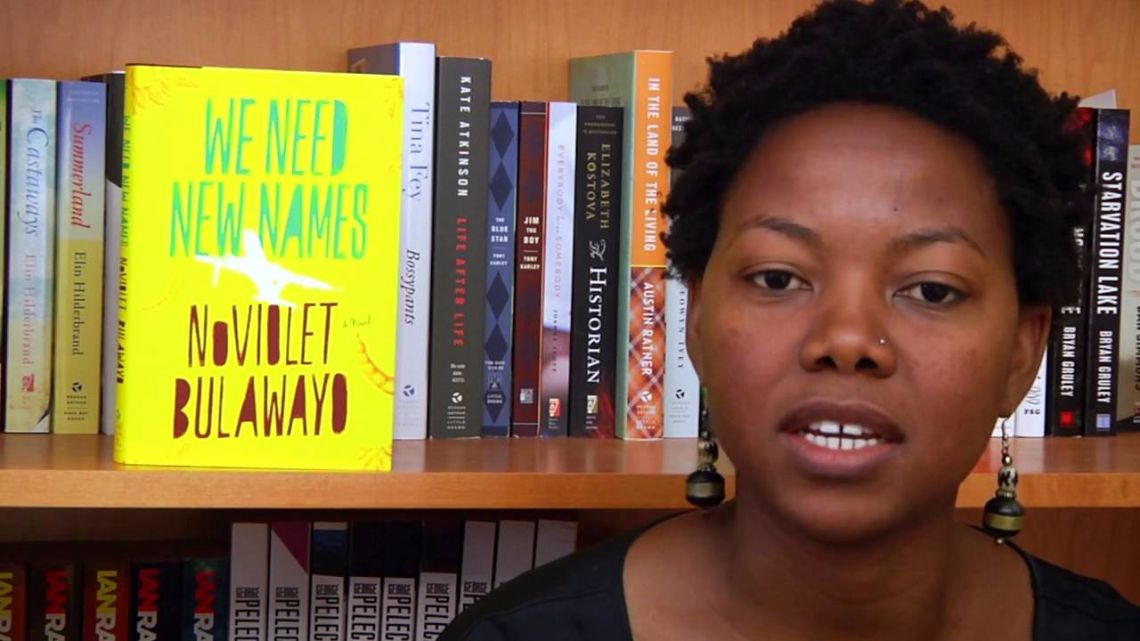 distance from home in we need new names by noviolet bulawayo Novel we need new names home, that distance has given me such new african woman | 89 noviolet bulawayo photography: james manyika.