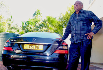 10 Zimbabwean Celebs and their Cars