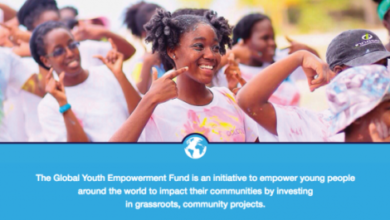 JCI/SDG Action Campaign Global Youth Empowerment Fund 2018