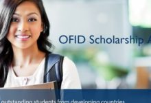 OPEC Fund for International Development (OFID) Scholarships for Studies in Developing Countries 2018