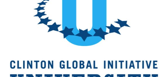 Clinton Global Initiative University for High-impact Student innovators & Entrepreneurs 2018