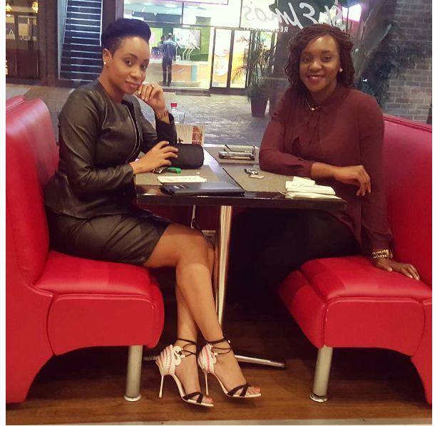 5 Times Pokello And Ruvheneko Gave Us Friendship Goals