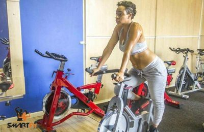 #WCW Zim Female Celebs With Great Work Out Goals