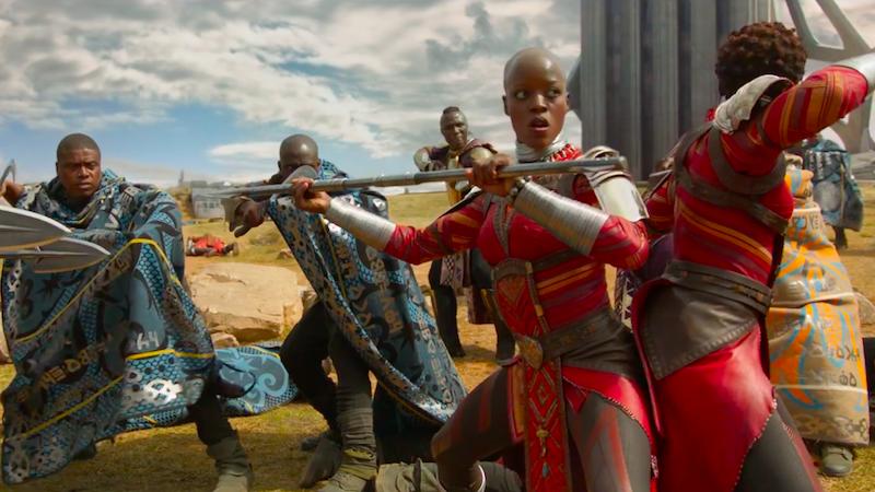 Watch: Final Black Panther Teaser Starring Danai Gurira