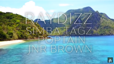 Raydizz Goes Tropical In 'Panado' Music Video