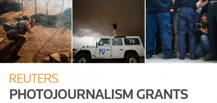 Reuters Photojournalism Grants 2017 for Photo-Journalists or Students