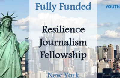 Resilience Journalism Fellowship at New York 2017