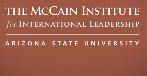 McCain Institute's Next Generation Leaders (NGL) Program 2019