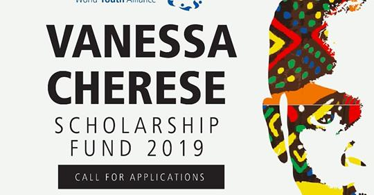 World Youth Alliance (WYA) Africa Vanessa Cherese Scholarship 2019