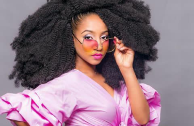 Pics! Ammara Proves That She's Afro Chic In Jan Jam Photos