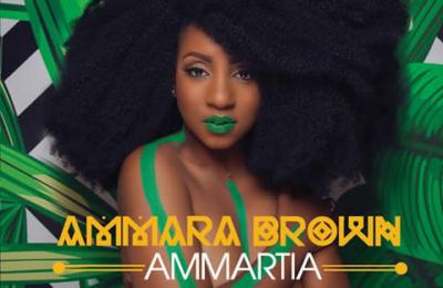 Ammara Brown Finally Reveals Album Cover And Track List
