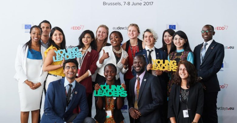 EDD 2018 Young Leaders Programme